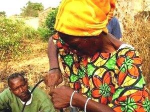 Gaspar's wife Ivory Coast Abengourou