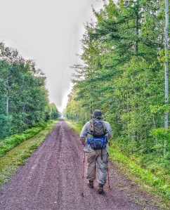 300 km on the Confederation Trail